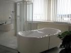 Masážní a vana sprcha