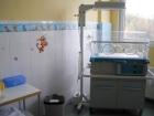 Novorozenecký observační box s inkubátorem