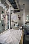 Porodní sál - novorozenecký box