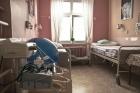 Porodní sál - předporodní místnost