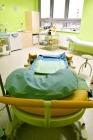 Porodní sál - určený pro infekční komplikace