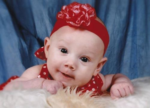 obrázek Lia (4 měsíce)