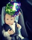 Můj první balonek