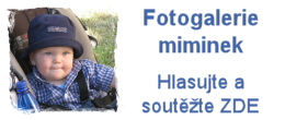 sekce - Fotogalerie miminek